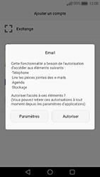 Huawei Nova - E-mail - Configuration manuelle (yahoo) - Étape 5