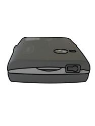 Sony Ericsson Xperia X10 Mini Pro - SIM-Karte - Einlegen - Schritt 6