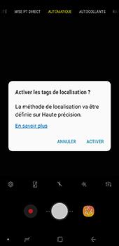 Samsung Galaxy J6 Plus - Photos, vidéos, musique - Créer une vidéo - Étape 6