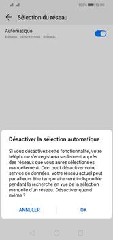 Huawei Y5 (2019) - Réseau - utilisation à l'étranger - Étape 10