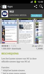 Samsung N7100 Galaxy Note II - Applicaties - Downloaden - Stap 7