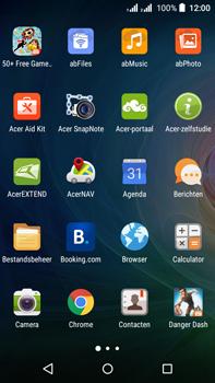 Acer Liquid Z630 - SMS - Handmatig instellen - Stap 3