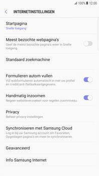 Samsung Galaxy S6 edge+ - Android Nougat - Internet - Handmatig instellen - Stap 26
