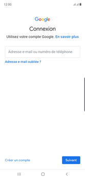 Samsung Galaxy Note10 - E-mail - Configuration manuelle (gmail) - Étape 9