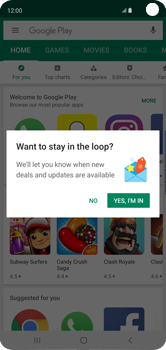 Samsung Galaxy S10 - Applications - Download apps - Step 6