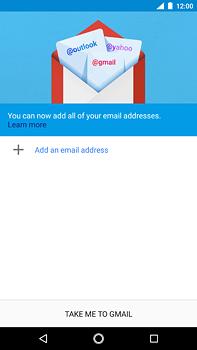 Nokia 6 (2018) - E-mail - Manual configuration (gmail) - Step 5