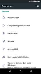 HTC Desire 650 - Sécuriser votre mobile - Personnaliser le code PIN de votre carte SIM - Étape 4