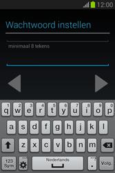 Samsung S6790 Galaxy Fame Lite - apps - account instellen - stap 14