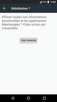 Acer Liquid Zest 4G Plus - Téléphone mobile - réinitialisation de la configuration d