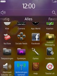 BlackBerry 9810 Torch - wifi - handmatig instellen - stap 3