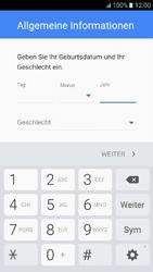 Samsung Galaxy A3 (2017) - Apps - Konto anlegen und einrichten - 8 / 22