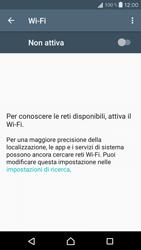Sony Xperia X Compact - WiFi - Configurazione WiFi - Fase 5