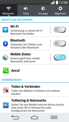 LG G2 mini - Fehlerbehebung - Handy zurücksetzen - 6 / 12