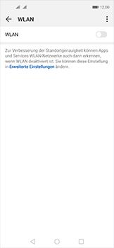 Huawei Nova 5T - WiFi - WiFi-Konfiguration - Schritt 5