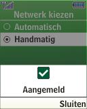 Samsung E1280 - Buitenland - Bellen, sms en internet - Stap 8