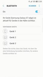 Samsung Galaxy S7 Edge - Bluetooth - Geräte koppeln - 2 / 2