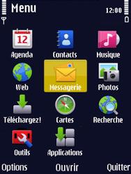 Nokia N86 - MMS - Configuration manuelle - Étape 21