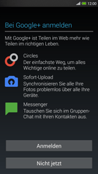 HTC One Max - Apps - Konto anlegen und einrichten - 13 / 22