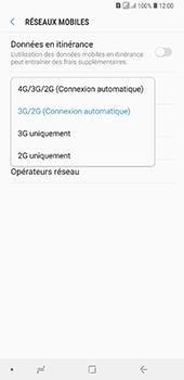 Samsung Galaxy A7 2018 - Internet et connexion - Activer la 4G - Étape 7