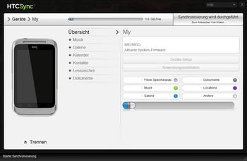 HTC One A9 - Software - Sicherungskopie Ihrer Daten erstellen - Schritt 9