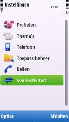 Nokia C6-00 - bluetooth - aanzetten - stap 4