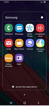 Samsung Galaxy A40 - E-mails - Ajouter ou modifier votre compte Outlook - Étape 4