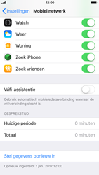 Apple iPhone 7 iOS 11 - WiFi - WiFi Assistentie uitzetten - Stap 6