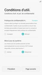 Huawei P9 - Premiers pas - Créer un compte - Étape 7