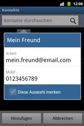 Samsung Galaxy Xcover - MMS - Erstellen und senden - 8 / 18
