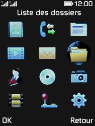 Archos F28 - Photos, vidéos, musique - Envoyer une photo via Bluetooth - Étape 3