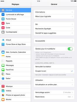 Apple iPad mini - iOS 8 - E-mail - configuration manuelle - Étape 3