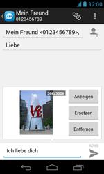 BASE Lutea 3 - MMS - Erstellen und senden - Schritt 15
