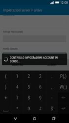 HTC One M8 - E-mail - configurazione manuale - Fase 12