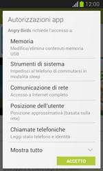 Samsung Galaxy Trend Lite - Applicazioni - Installazione delle applicazioni - Fase 19