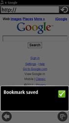 Nokia 500 - Internet - Internet browsing - Step 6