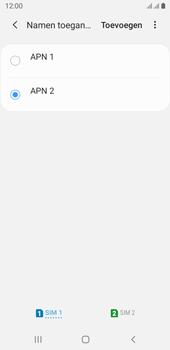 Samsung galaxy-j6-sm-j600fn-ds-android-pie - Internet - Handmatig instellen - Stap 20