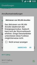 Samsung Galaxy S 5 - WiFi - WiFi Calling aktivieren - Schritt 7