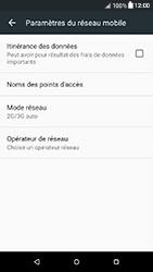 HTC Desire 650 - Internet et connexion - Activer la 4G - Étape 5