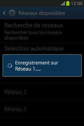 Samsung Galaxy Fame Lite - Réseau - Sélection manuelle du réseau - Étape 9