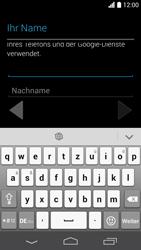 Huawei Ascend P6 - Apps - Einrichten des App Stores - Schritt 5