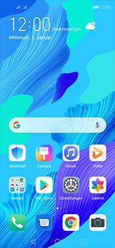 Huawei Nova 5T - Apps - Einrichten des App Stores - Schritt 2