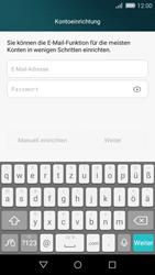 Huawei P8 Lite - E-Mail - Konto einrichten - 2 / 2