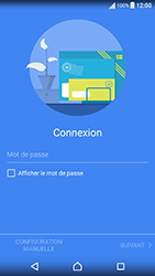 Sony Xperia X Performance (F8131) - E-mail - Configuration manuelle (yahoo) - Étape 8