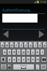 Samsung Galaxy Fame Lite - Apps - Einrichten des App Stores - Schritt 22