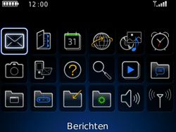 BlackBerry 8520 Curve - MMS - hoe te versturen - Stap 2