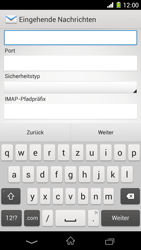 Sony Xperia Z1 - E-Mail - Konto einrichten - 9 / 21