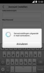 Huawei Ascend Y330 - E-mail - e-mail instellen: POP3 - Stap 18