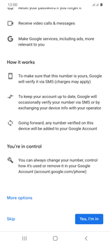 Samsung Galaxy S20 Plus 5G - Applications - Setting up the application store - Step 14