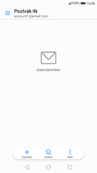 Huawei p10-met-android-oreo-model-vtr-l09 - E-mail - Account instellen (IMAP met SMTP-verificatie) - Stap 19