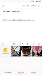 Samsung Galaxy J5 (2017) - E-mail - Sending emails - Step 12